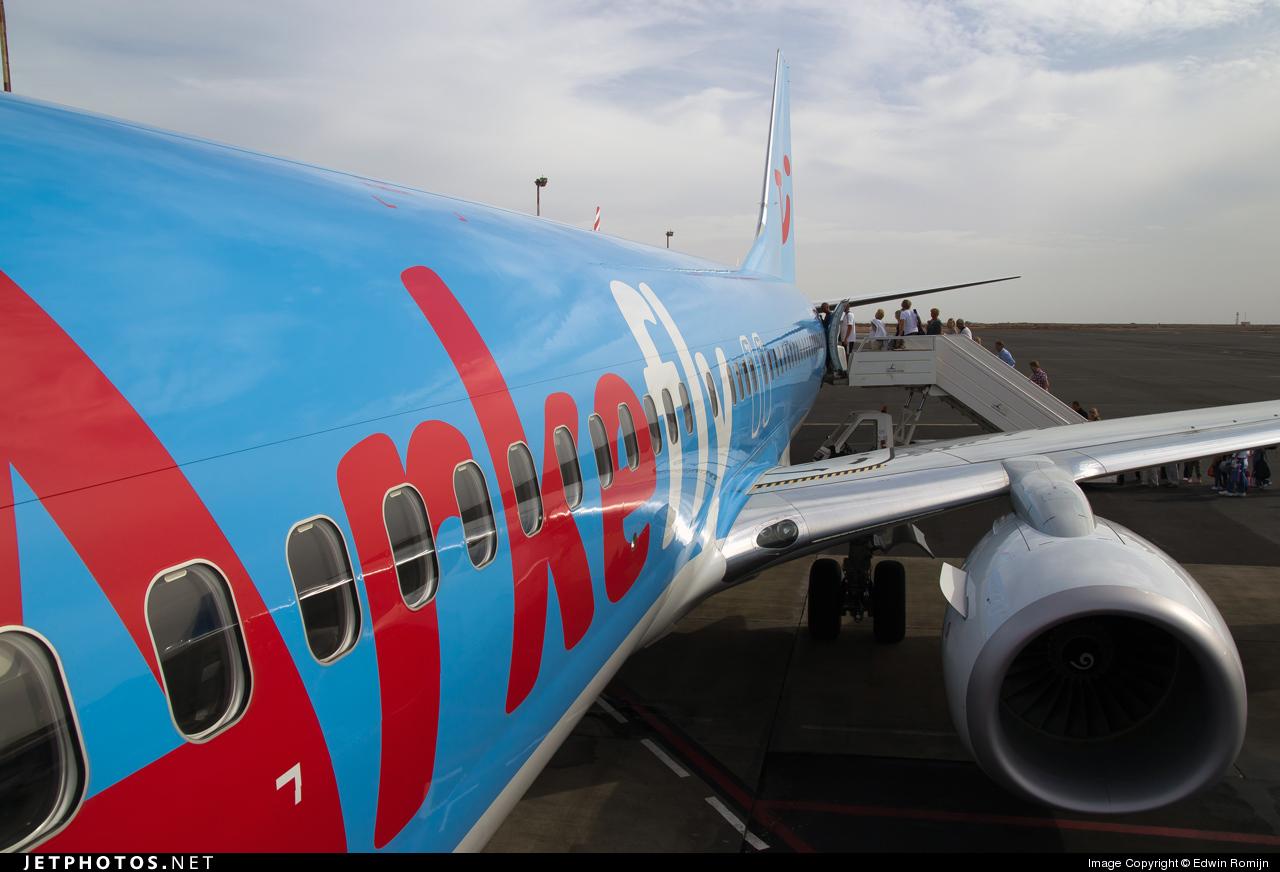 PH-TFD - Boeing 737-86N - ArkeFly