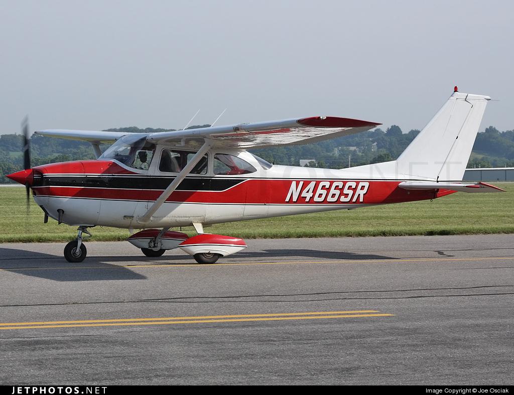 N466SR - Cessna 172H Skyhawk - Private
