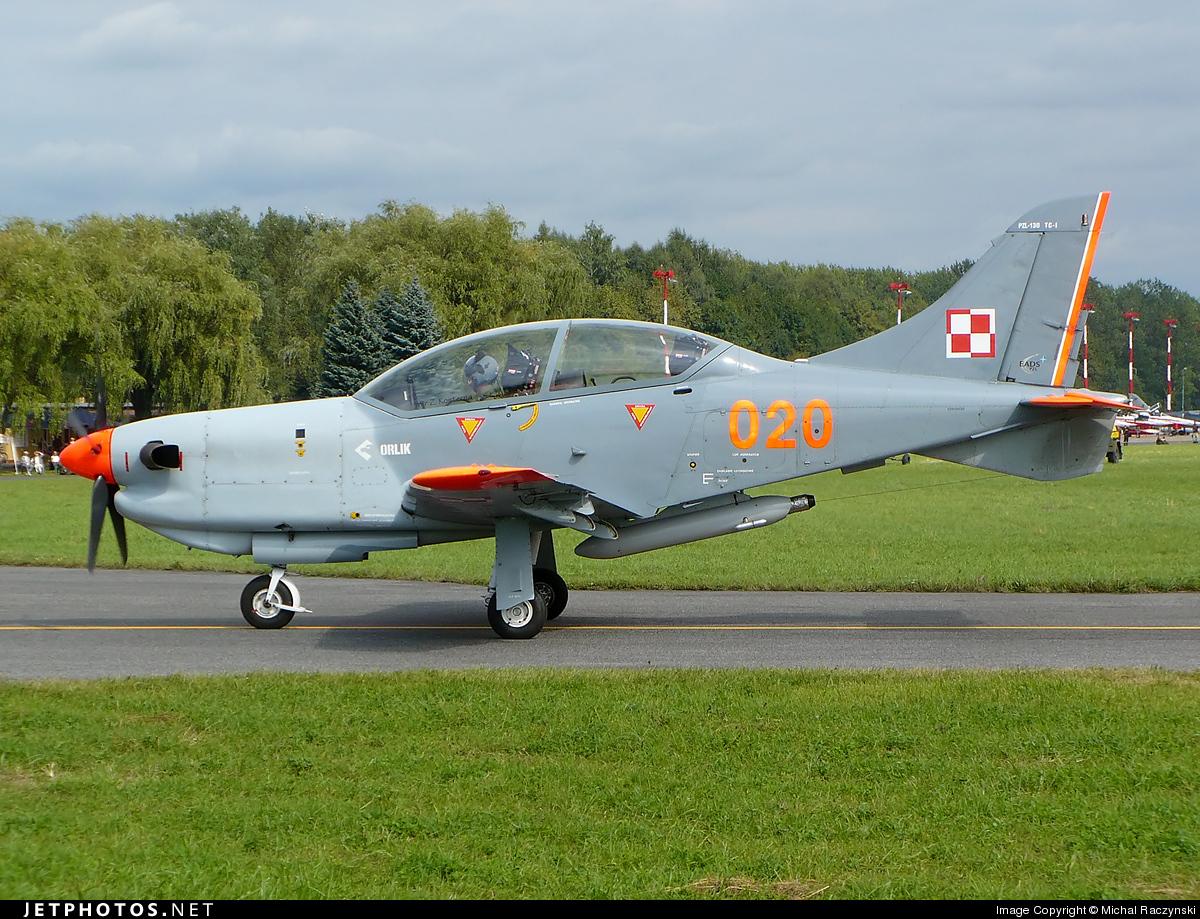 020 - PZL-Warszawa PZL-130 TC1 Orlik - Poland - Air Force