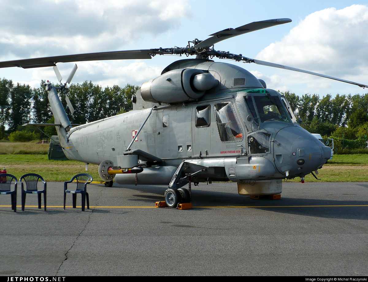 3545 - Kaman SH-2G Super Seasprite - Poland - Navy