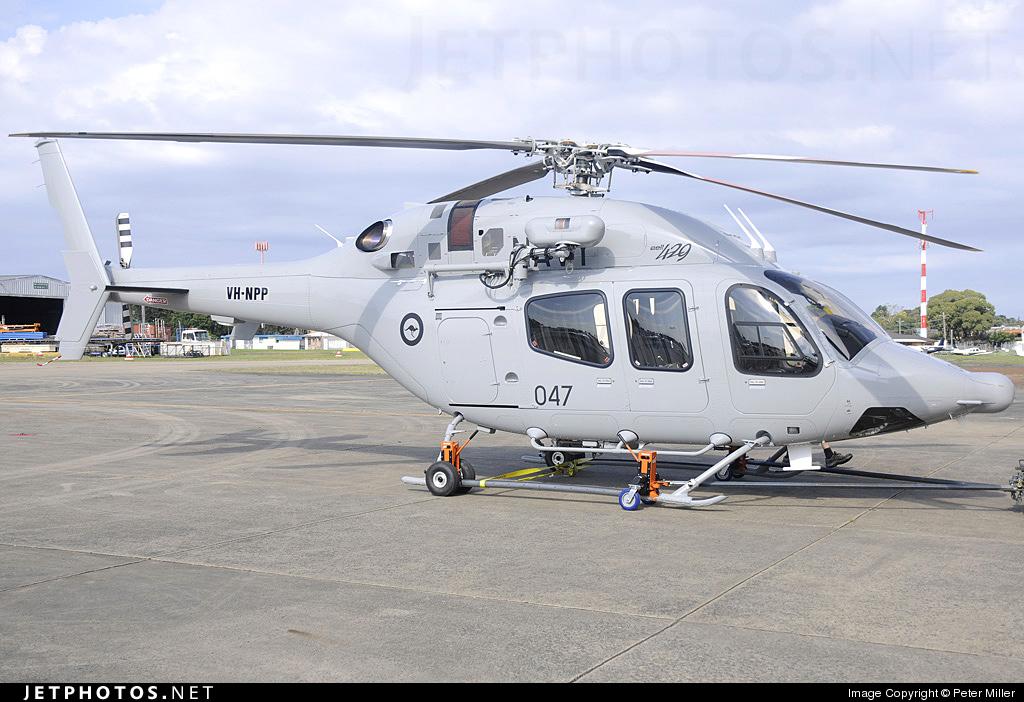 A49-047 - Bell 429 - Australia - Royal Australian Navy (RAN)