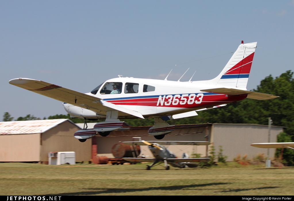 N36583 - Piper PA-28-161 Warrior II - Private