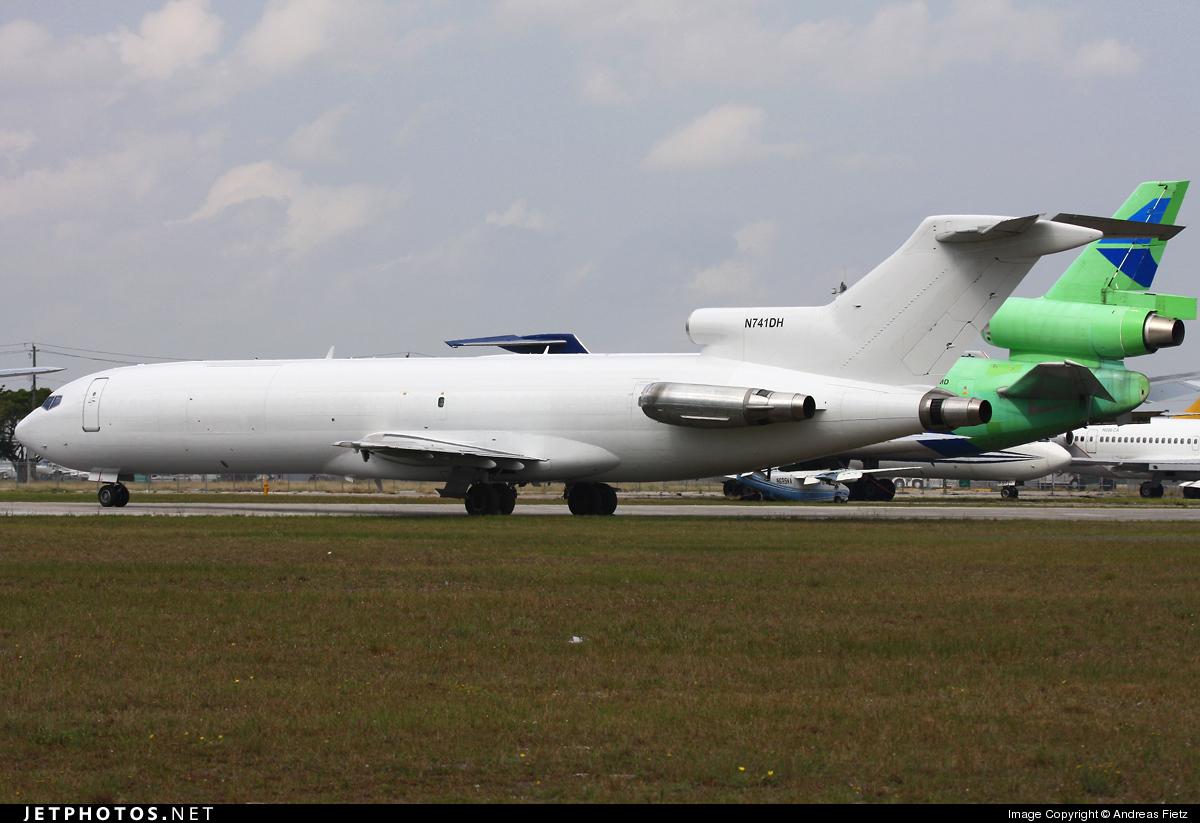 N741DH - Boeing 727-2Q9(Adv)(F)  - ASTAR Air Cargo