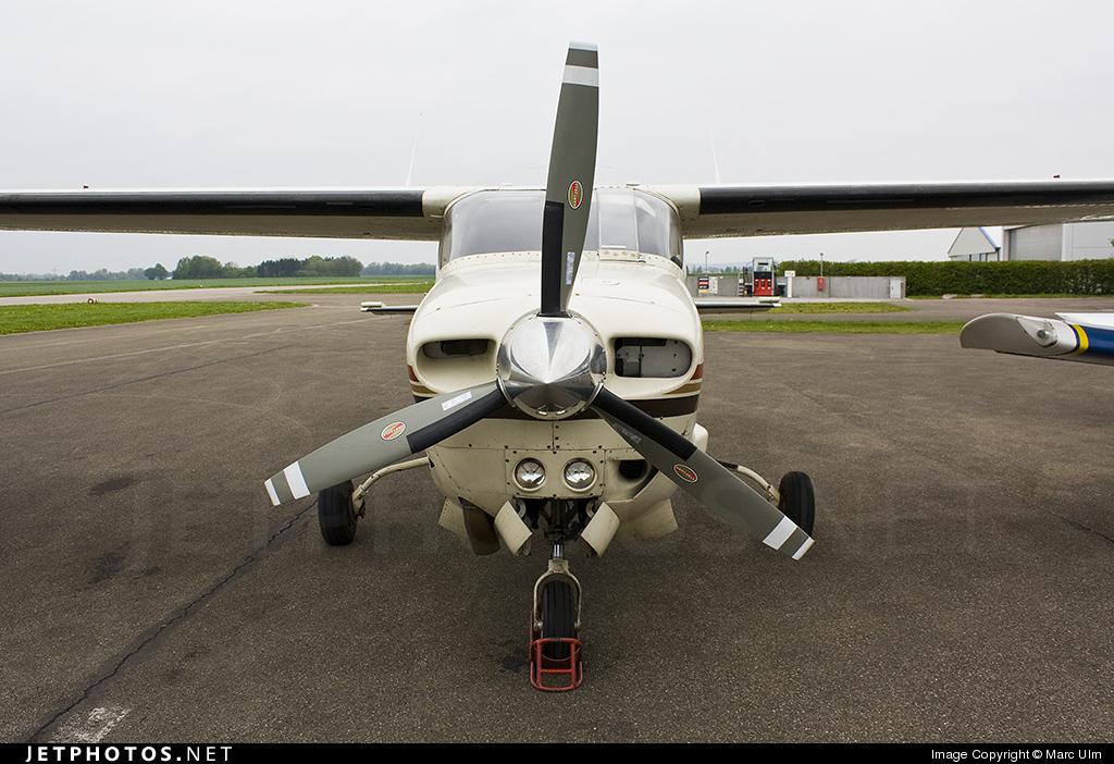 N6258W - Cessna P210N Pressurized Centurion II - Private