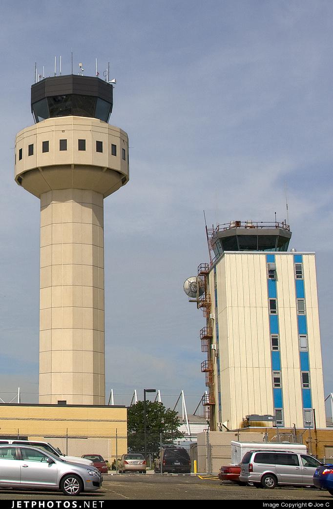 KISP - Airport - Control Tower