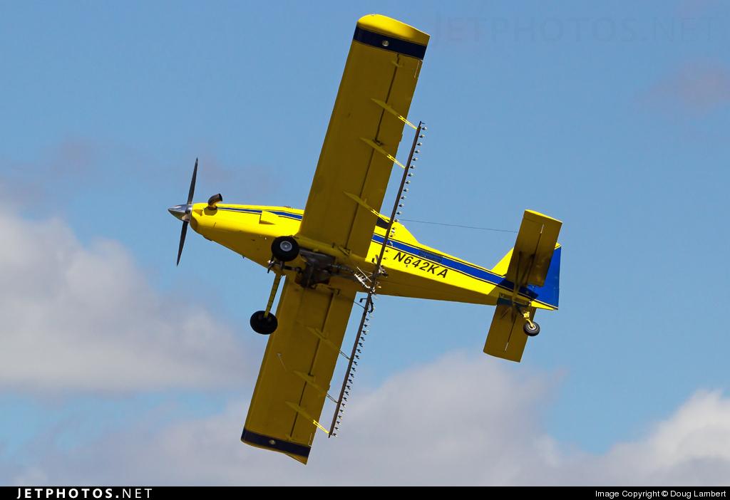 N642KA - Air Tractor AT-602 - Bombero Aviation