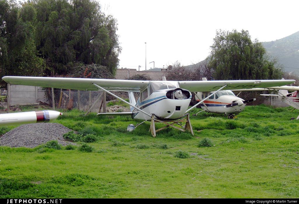 CC-PDK - Cessna 175A Skylark - Private