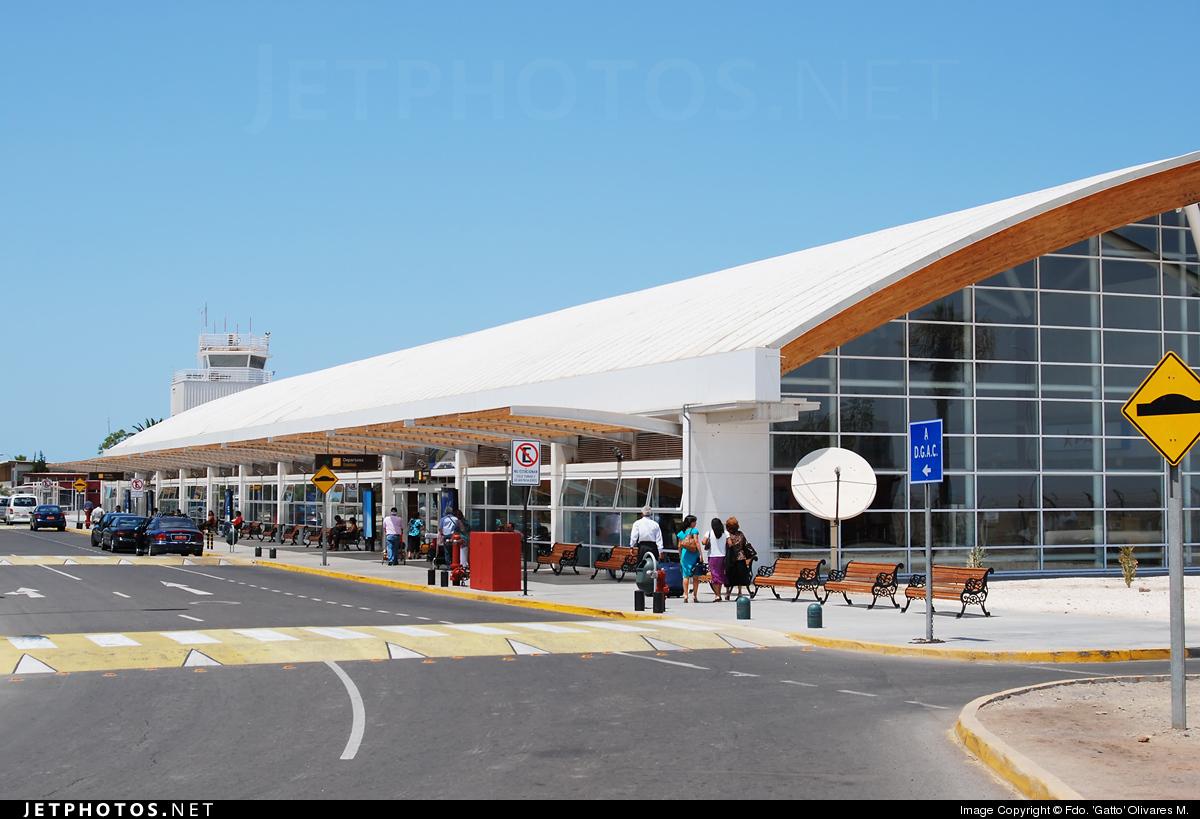 SCAR - Airport - Terminal
