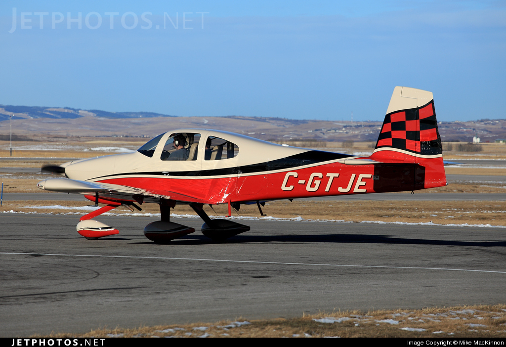 C-GTJE - Vans RV-10 - Private