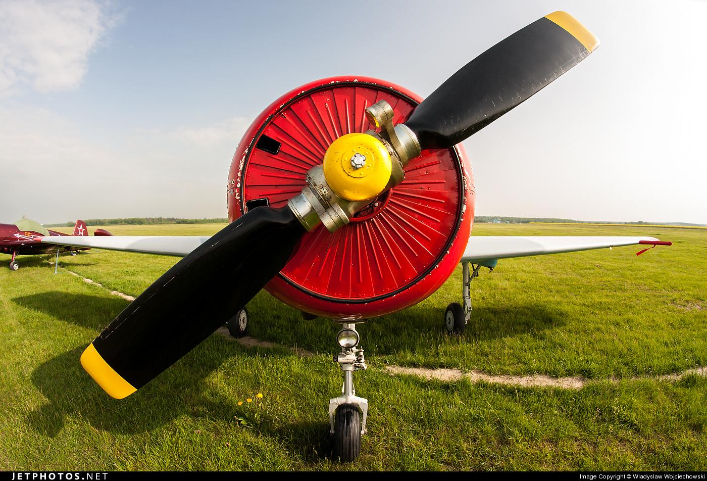OM-YAK - Yakovlev Yak-52 - Aero Club - Slovak Republic