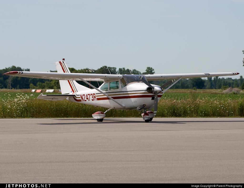 N2473R - Cessna 182G Skylane - Private