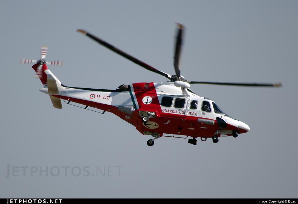 MM81747 - Agusta-Westland AW-139 - Italy - Coast Guard