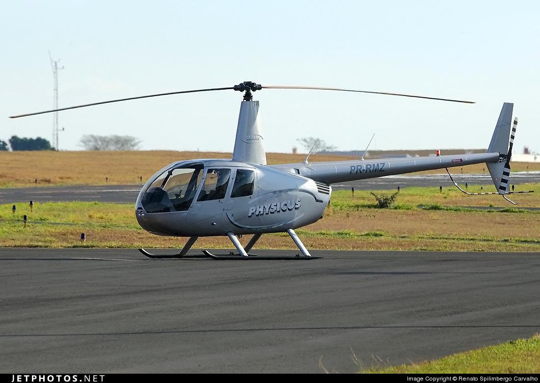 PR-RMZ - Robinson R44 Raven II - Private