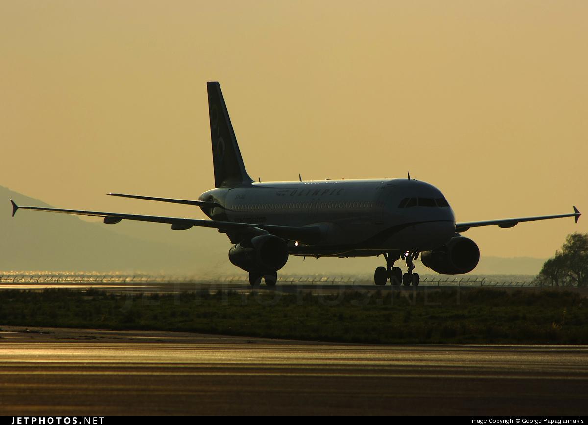 SX-OAQ - Airbus A320-232 - Olympic Air