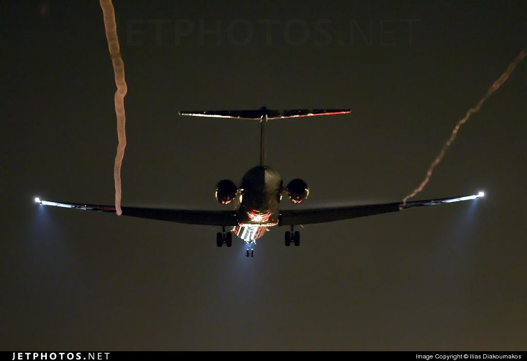 - McDonnell Douglas MD-83 - Spanair