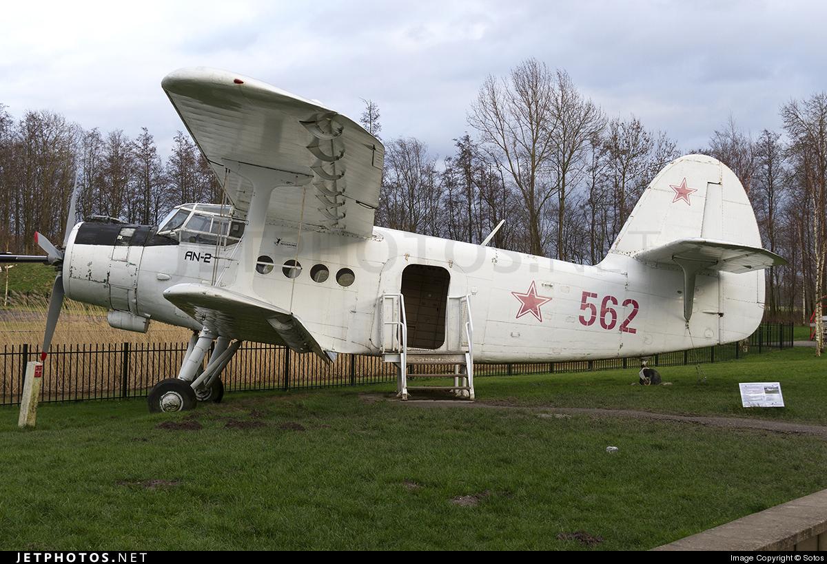 562 - PZL-Mielec An-2 - Russia - Air Force