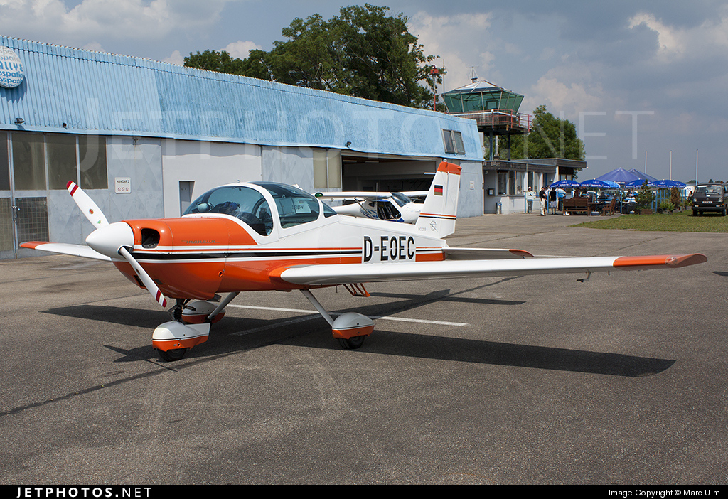 D-EOEC - Bolkow Bo.209 Monsun 150RV - Private