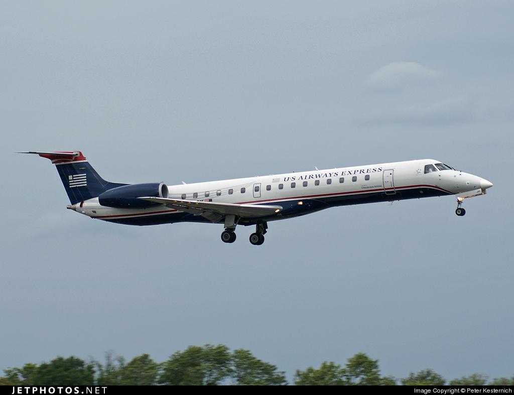 N293SK - Embraer ERJ-145LR - US Airways Express (Chautauqua Airlines)