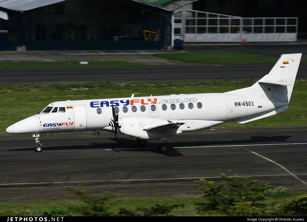 HK-4503 - British Aerospace Jetstream 41 - EasyFly