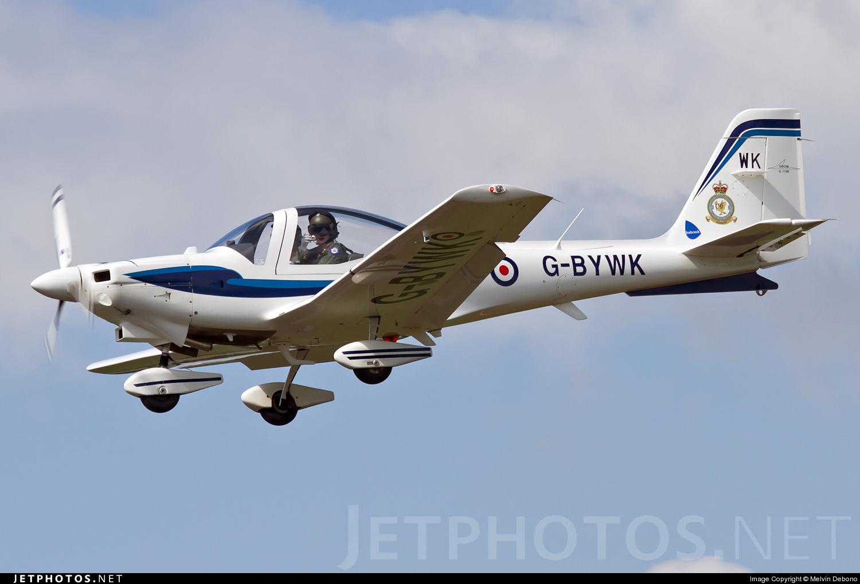 G-BYWK - Grob G115E Tutor - United Kingdom - Royal Air Force (RAF)