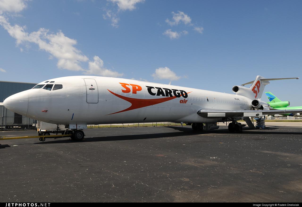 PR-SPC - Boeing 727-2K5(Adv)(F) - SP Cargo