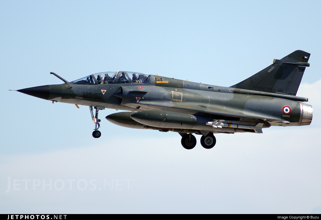 371 - Dassault Mirage 2000N - France - Air Force