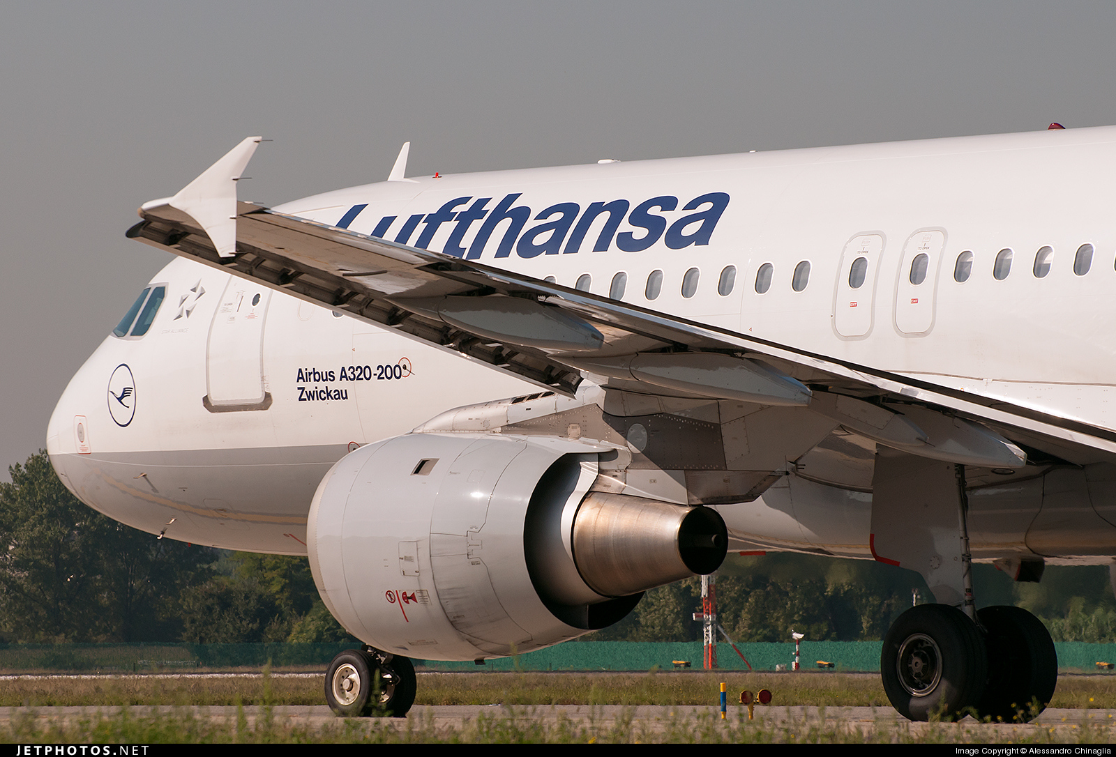 D-AIQC - Airbus A320-211 - Lufthansa