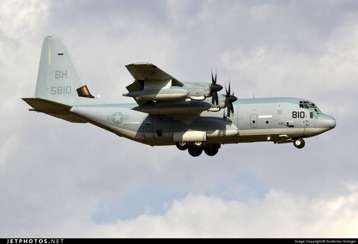 165810 - Lockheed Martin KC-130J Hercules - United States - US Marine Corps (USMC)