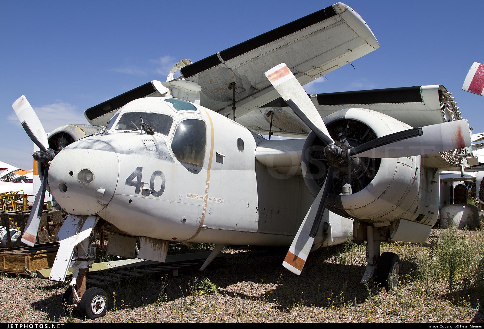 136737 - Grumman S-2F-1 Tracker - United States - US Navy (USN)