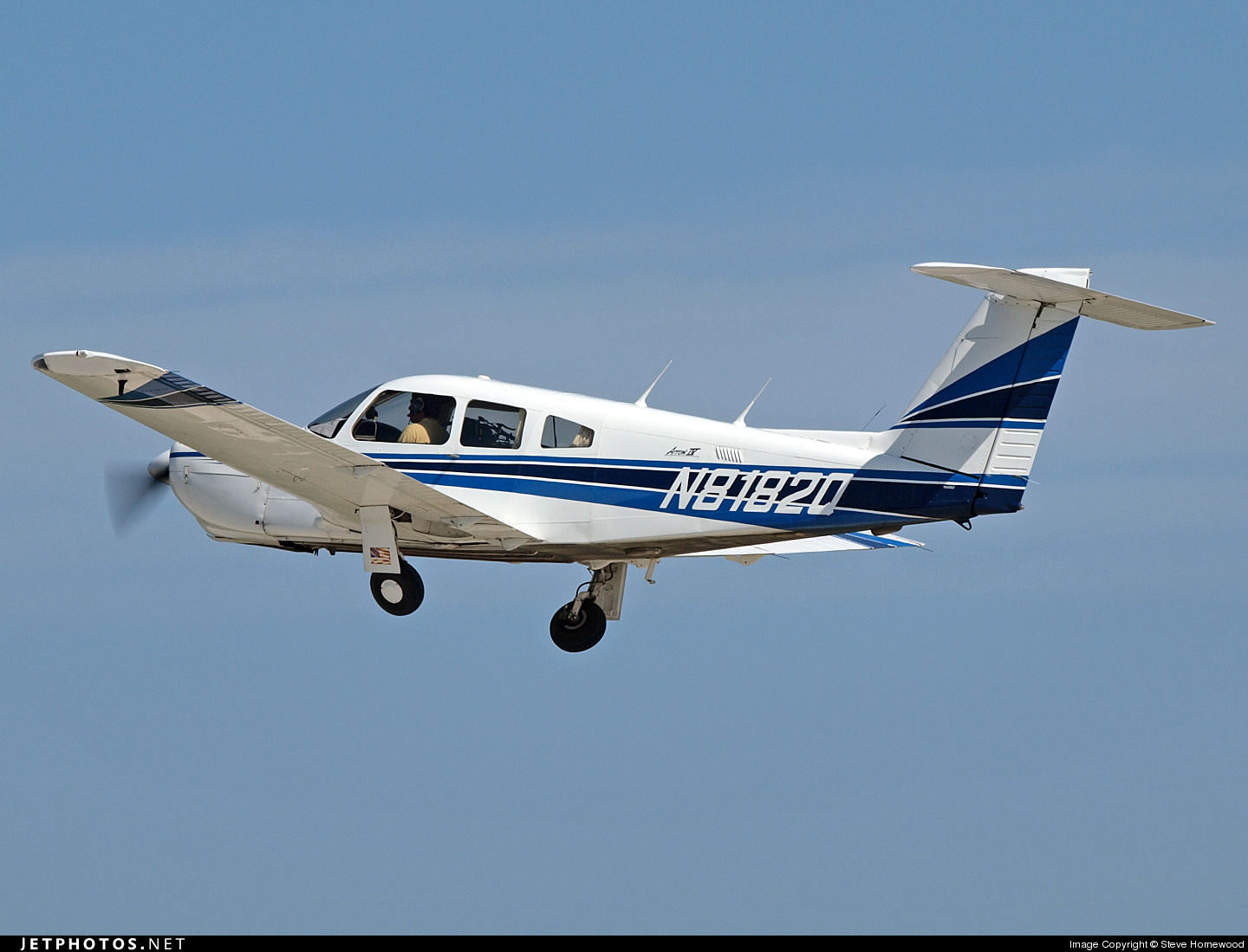 N8182Q - Piper PA-28RT-201 Arrow IV - Private