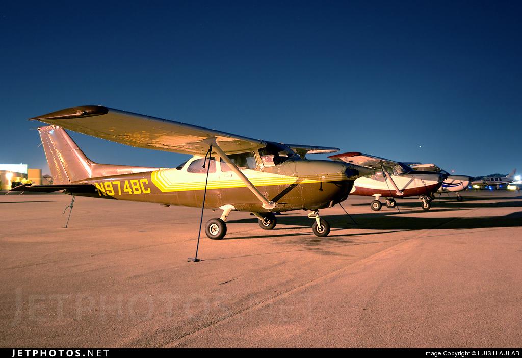 N974BC - Cessna 172R Skyhawk II - Private
