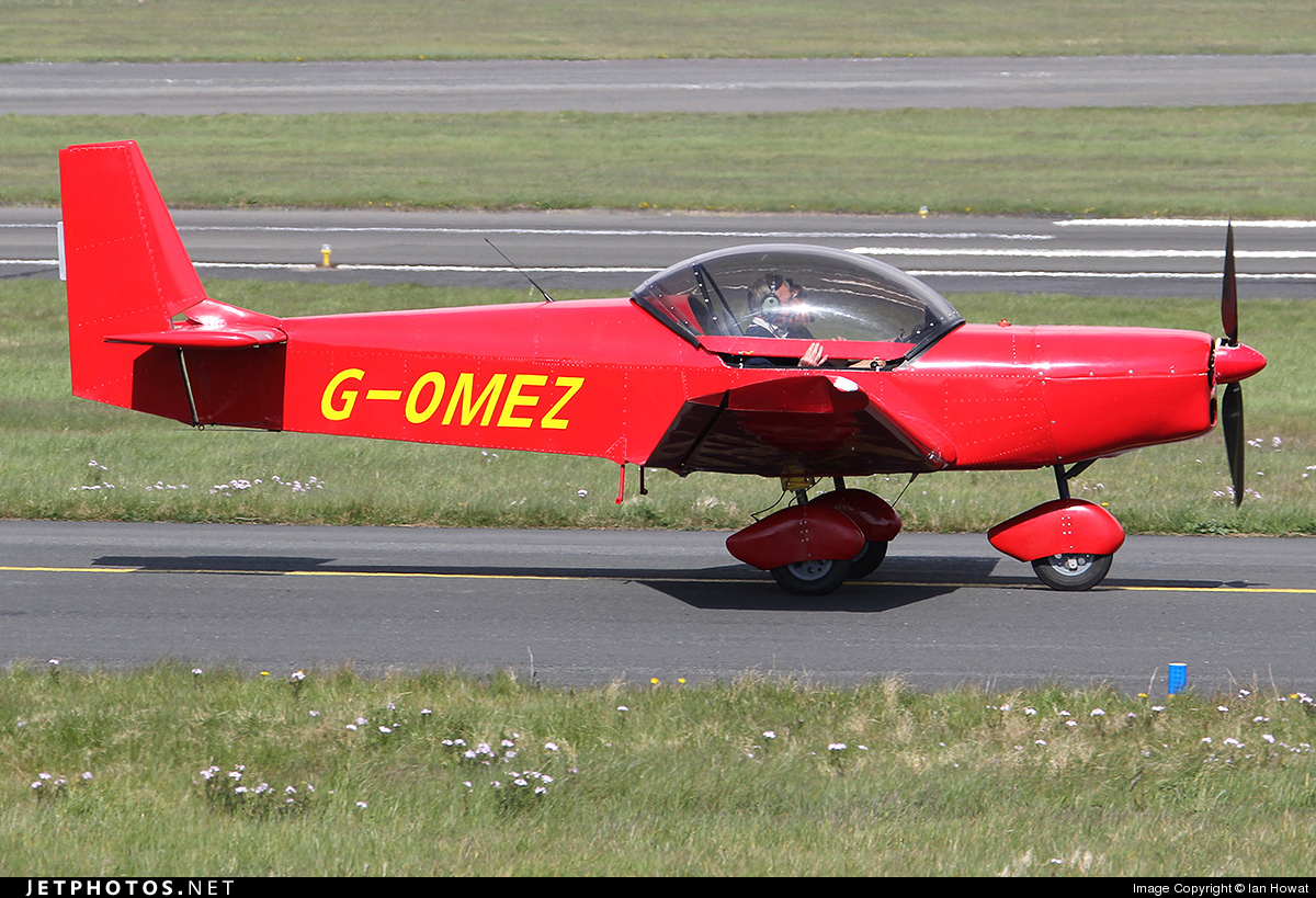 G-OMEZ - Zenair Zodiac CH 601 - Private