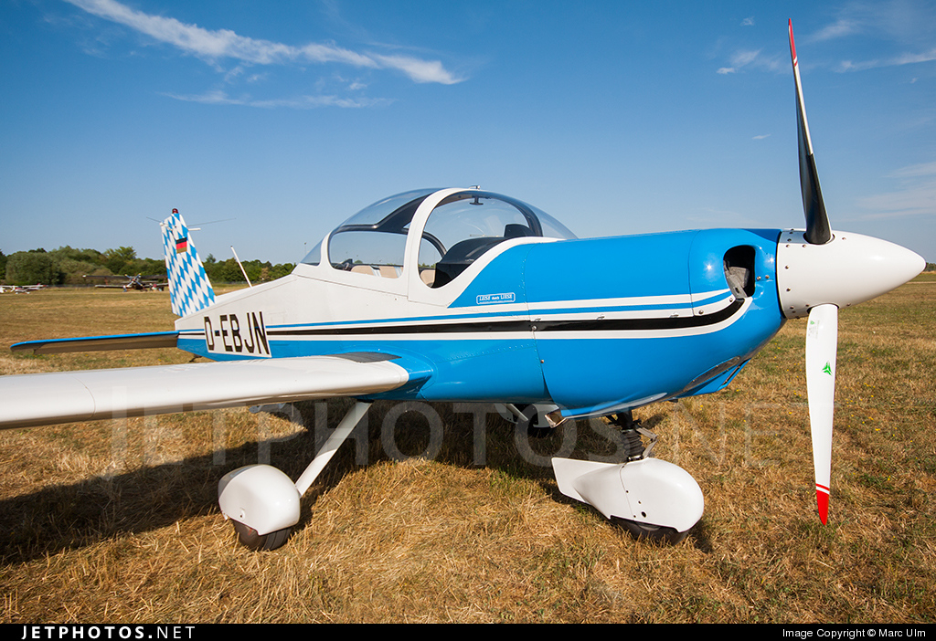 D-EBJN - Bolkow Bo.209 Monsun 150RV - Private
