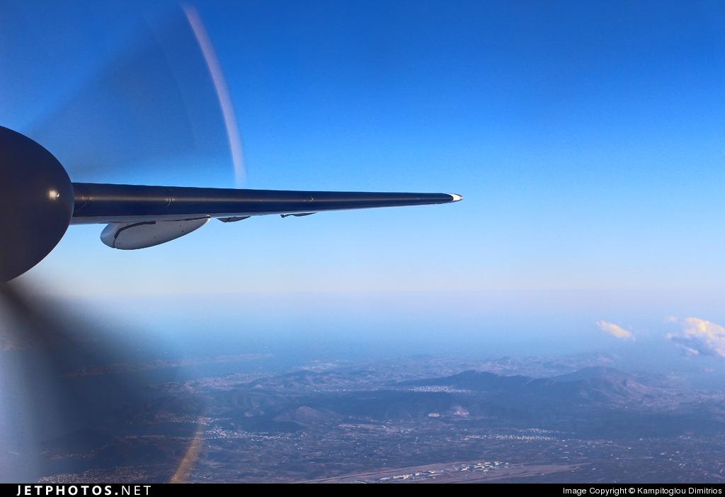 SX-BIU - Bombardier Dash 8-Q402 - Olympic Air