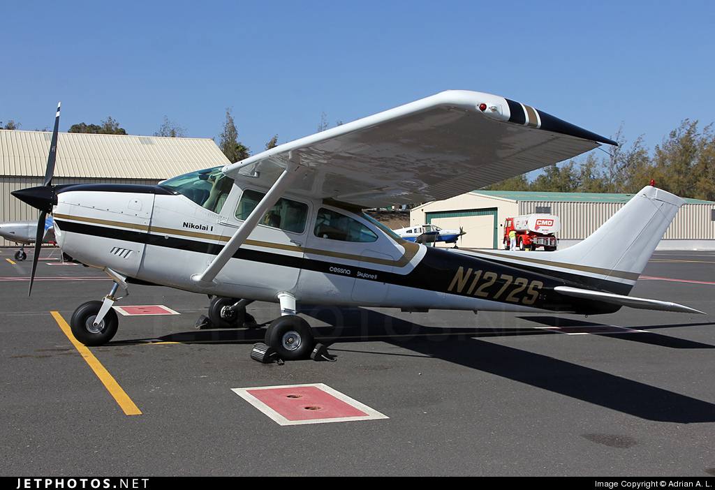 N1272S - Cessna 182P Skylane - Private