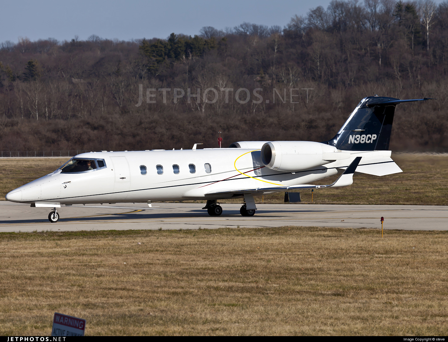 N38CP - Bombardier Learjet 60 - Private