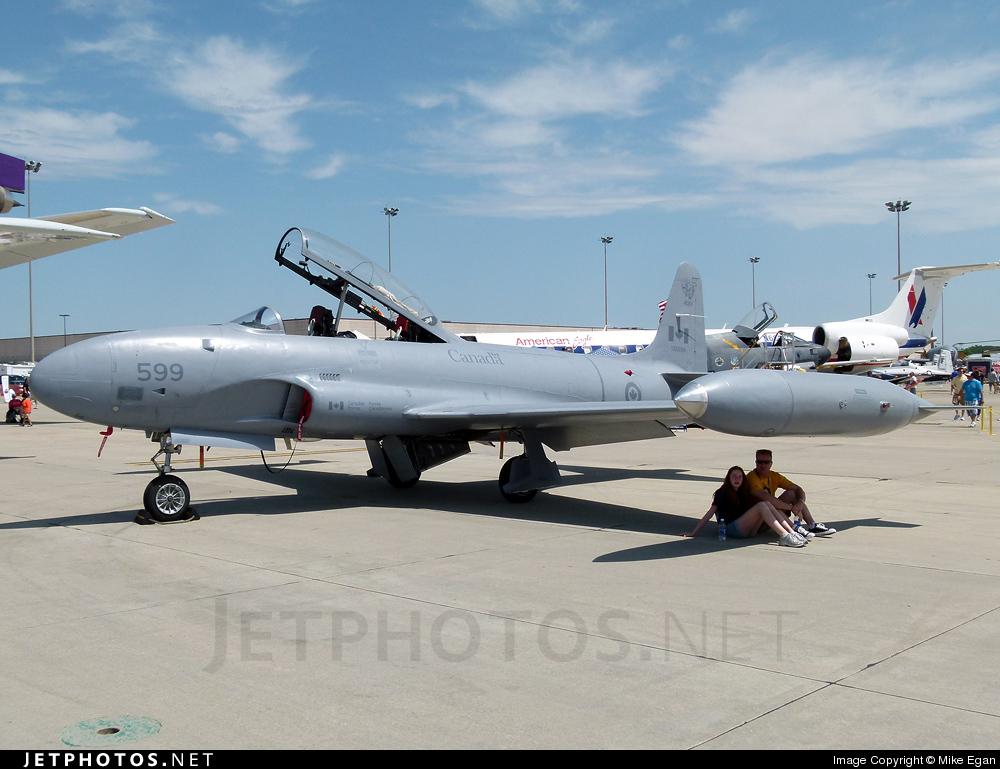 NX865SA - Canadair CT-133 Silver Star - Private