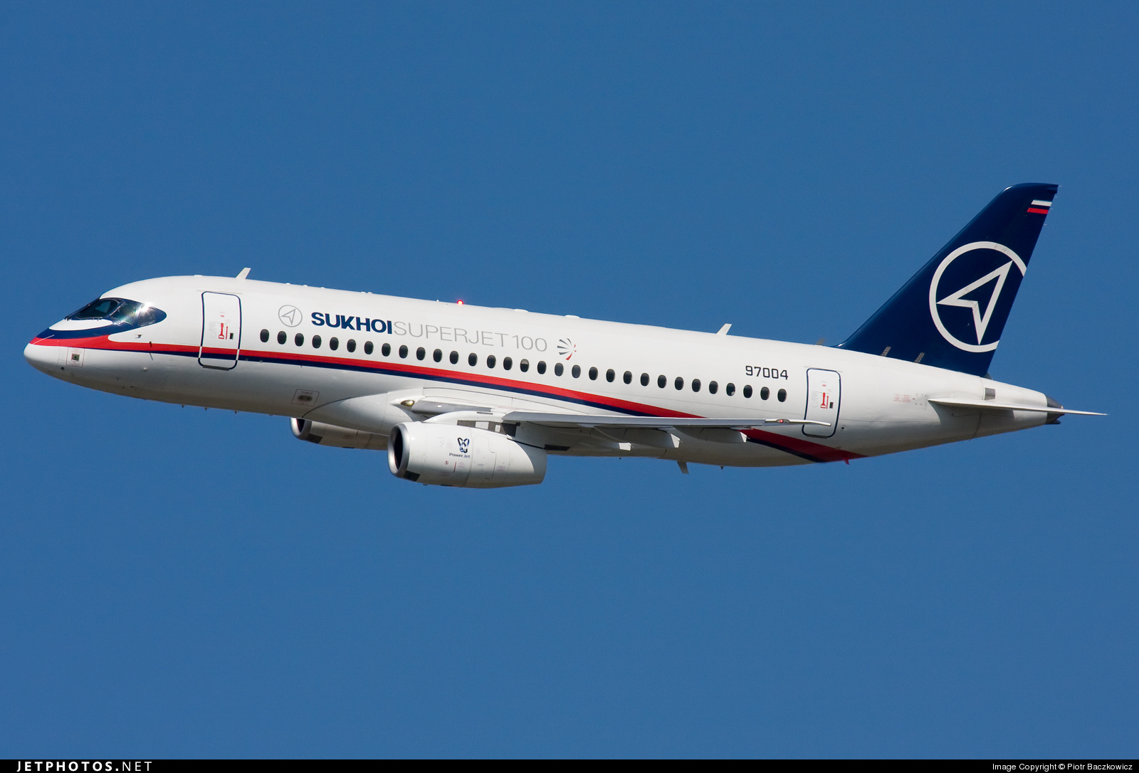 97004 - Sukhoi Superjet 100-95 - Sukhoi Design Bureau