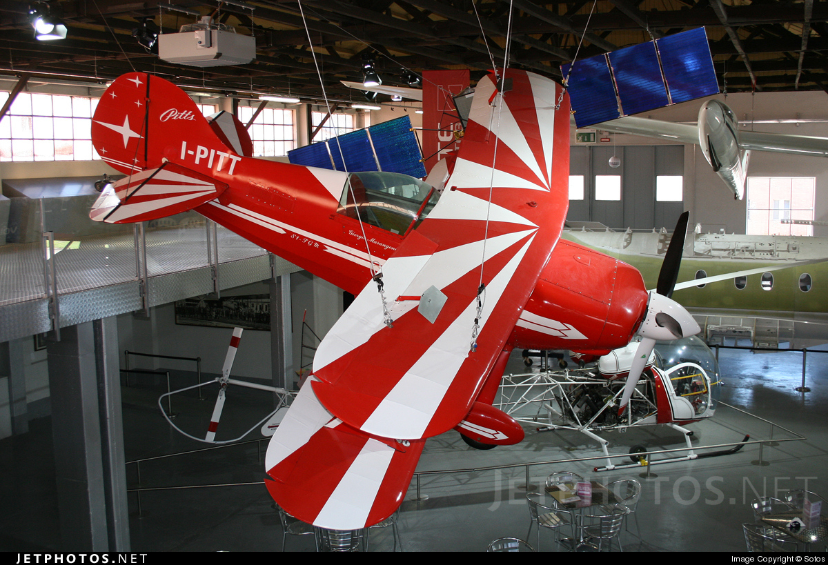 I-PITT - Pitts S-1S Special - Private