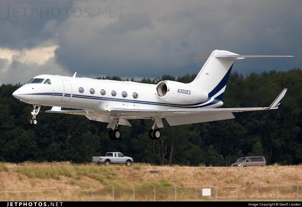 N300ES - Gulfstream G450 - Private