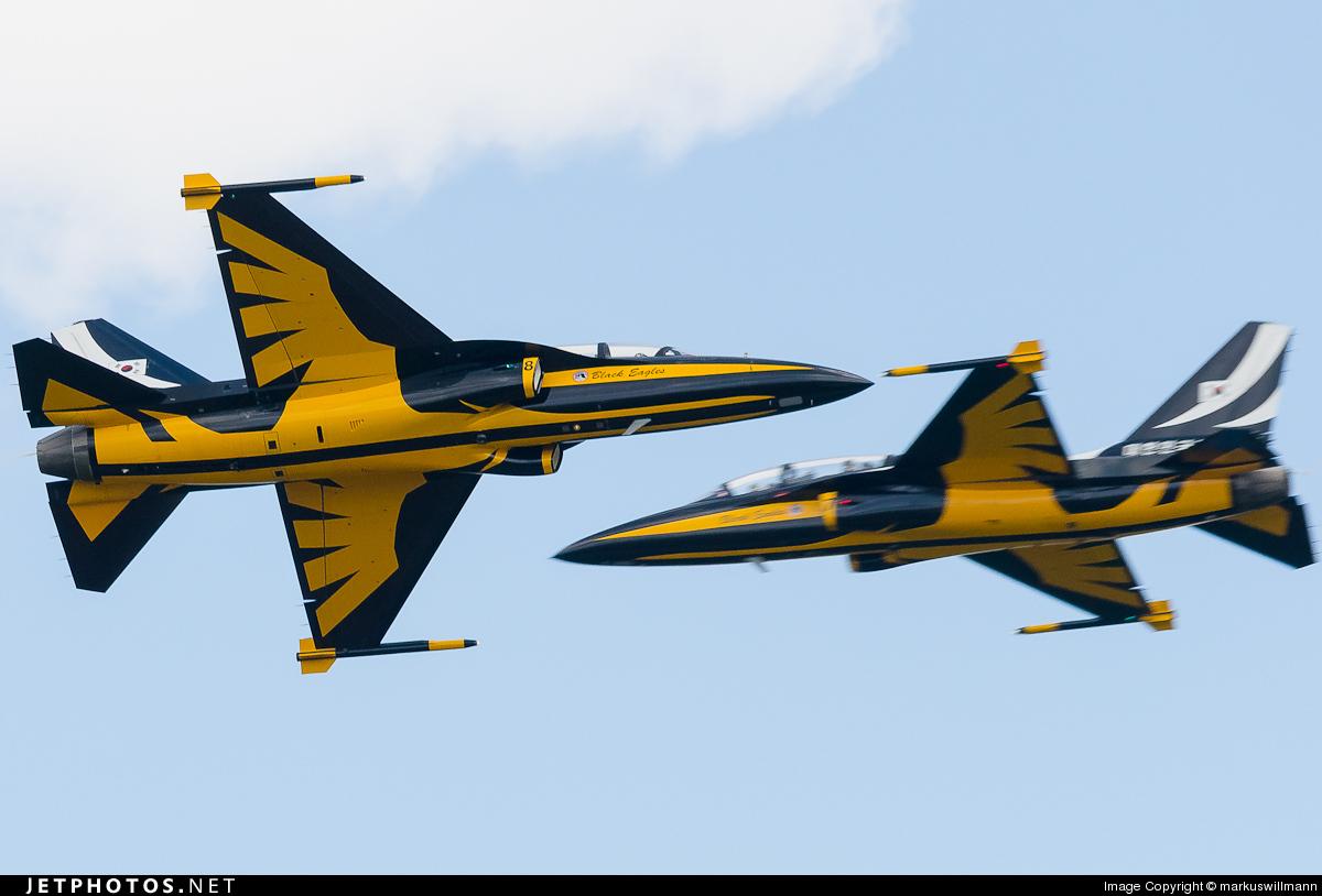 10-0059 - KAI T-50 Golden Eagle - South Korea - Air Force