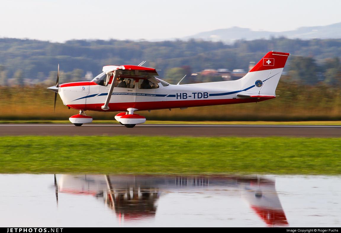 HB-TDB - Cessna 172S Skyhawk SP - Flugsportgruppe Zürcher Oberland