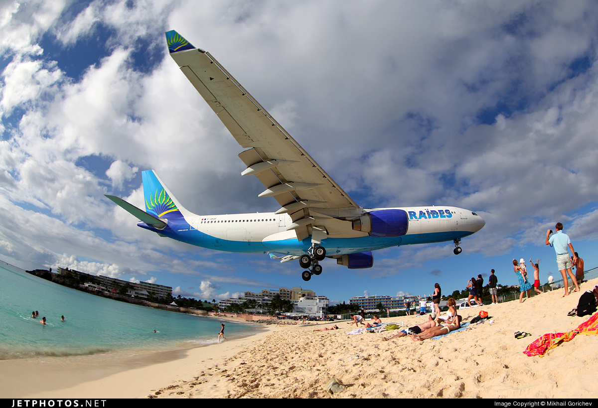 F-OFDF - Airbus A330-223 - Air Caraïbes Atlantique