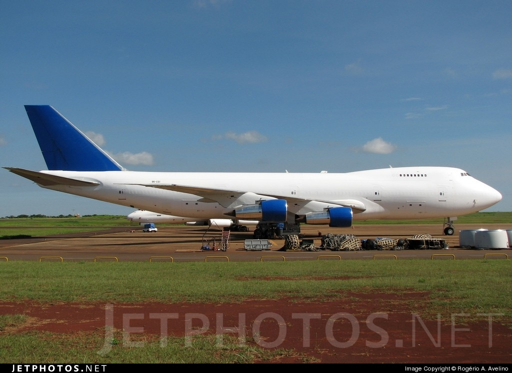 9Q-CGI - Boeing 747-269B(SF) - Cargair International