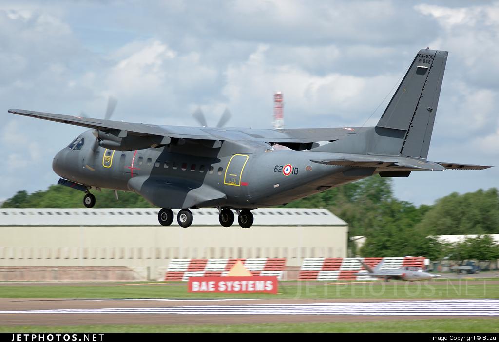 045 - CASA CN-235M-200 - France - Air Force