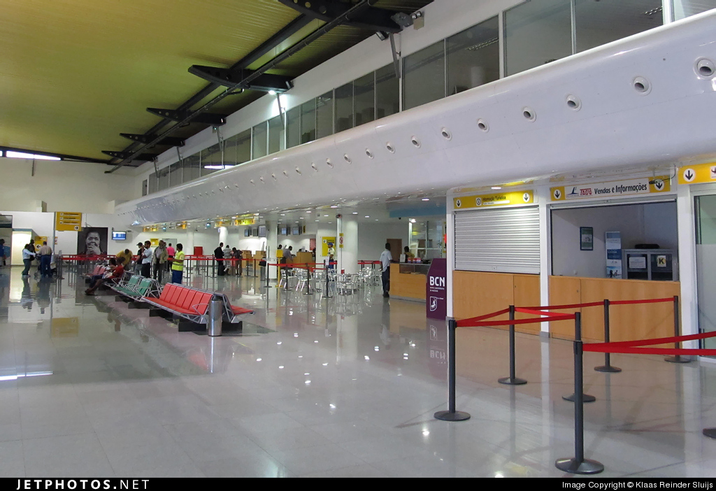 GVSV - Airport - Terminal