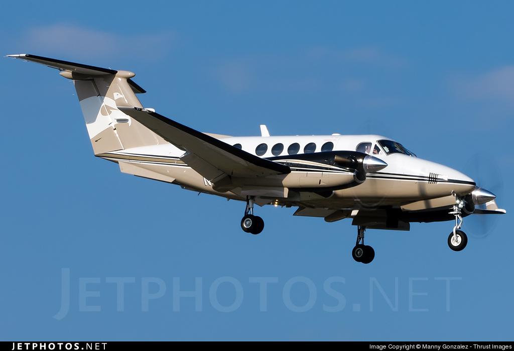 N299AK - Beechcraft B200 Super King Air - Private