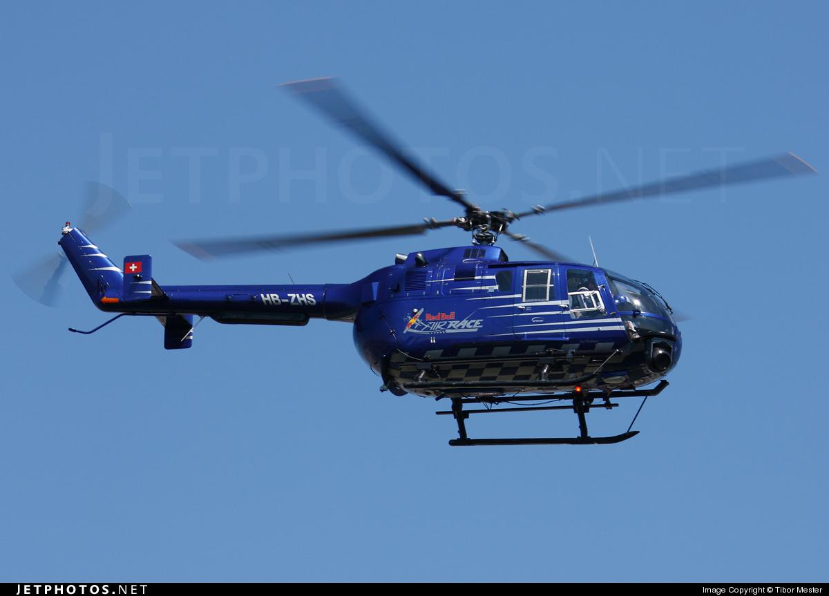 HB-ZHS - MBB Bo105CBS-4 - Skymedia