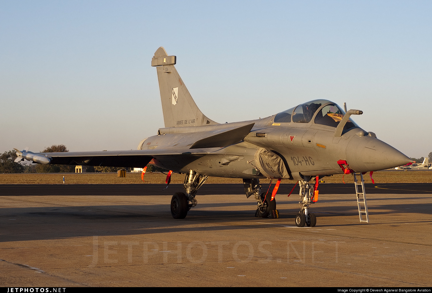106 - Dassault Rafale C - France - Air Force