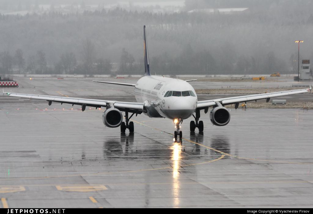 D-AIDI - Airbus A321-231 - Lufthansa